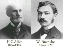 Allen & Boericke