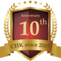 設立10周年