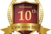 CHK_10th_logo