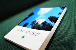 「JUSTYOUSEE」日本語訳